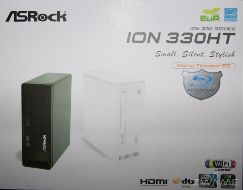 [Analise] ASRock ION 330HT-BD IMG_7110