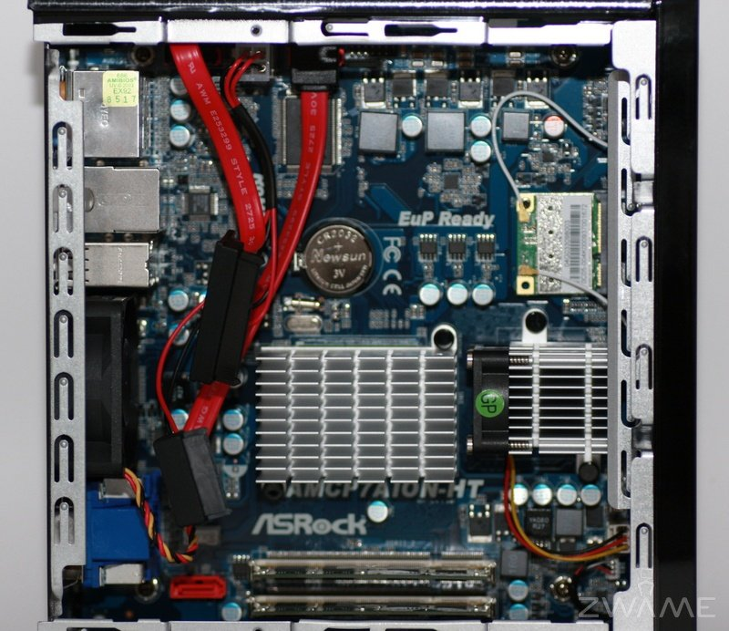 [Analise] ASRock ION 330HT-BD IMG_7145