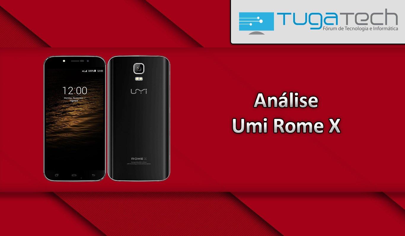Analise Umi Rome X
