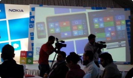 Tablet Nokia com Windows 8