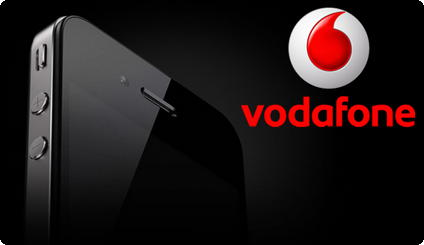 Vodafone e iPhone
