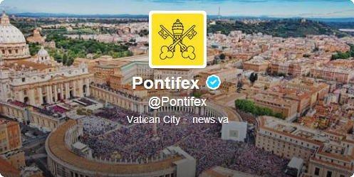 Twitter Pontifex