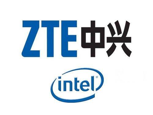 ZTE e Intel