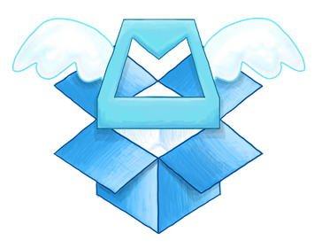 Dropbox e Mailbox