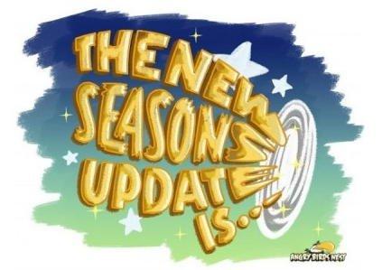 Angry Birds Season update