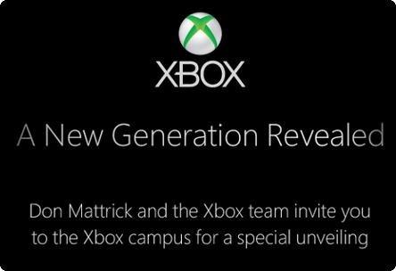 xbox invitation 2013