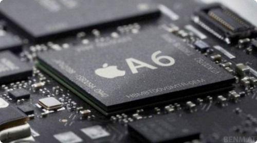 A6 da Apple