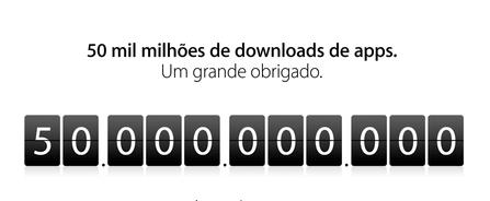 App Store 50.000.000.000