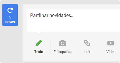 Google Plus auto load