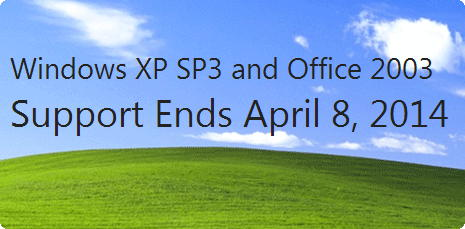 Windows XP e Office 2013
