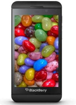 Blackberry Jelly Bean