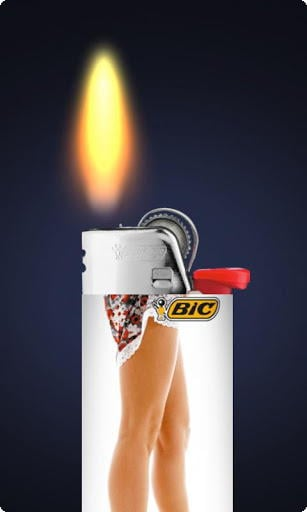My BIC Lighter