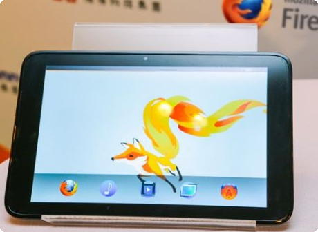 Tablet Mozilla