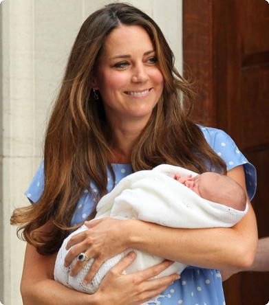 Royal Baby and Kate
