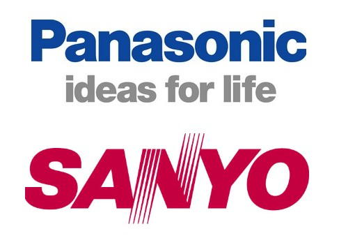 Panasonic e Sanyo
