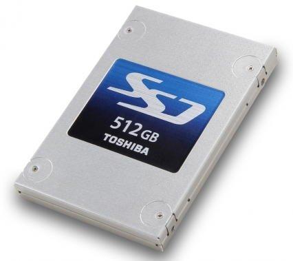 Toshiba SSD NAND