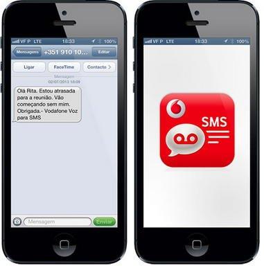Vodafone Voz e SMS