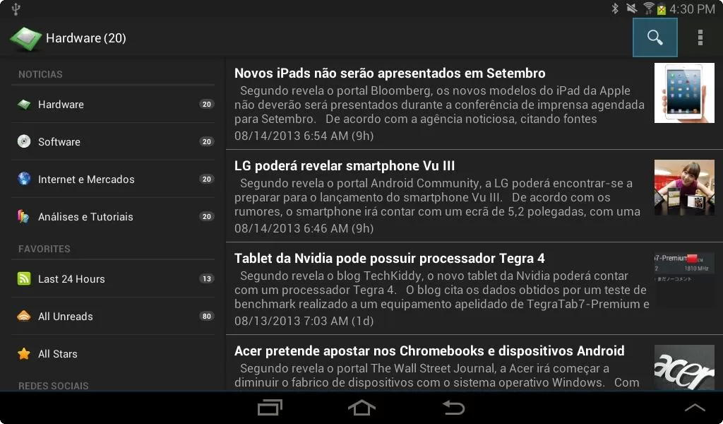 TugaTech no Android