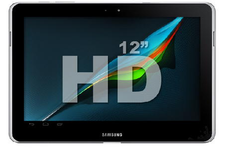 Samsung Galaxy Tablet HD