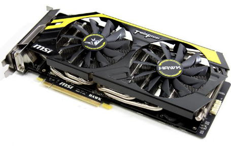 GeForce GTX 760 HAWK
