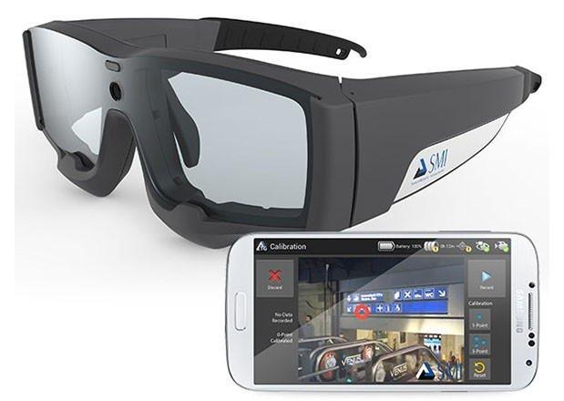 Eye Tracking Glasses 2.0