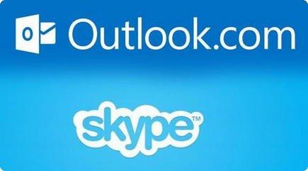 Outlook e Skype