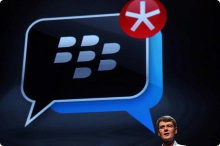 BBM Android e iOS