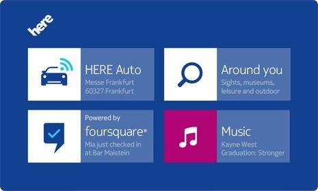 Nokia Here