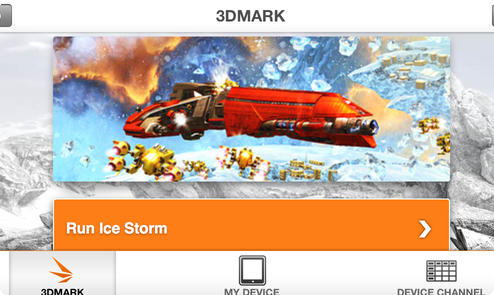 3Dmark iOS