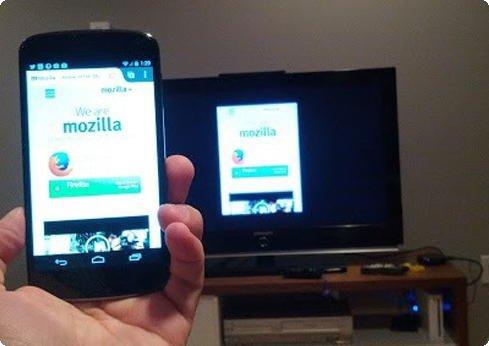 Firefox remote