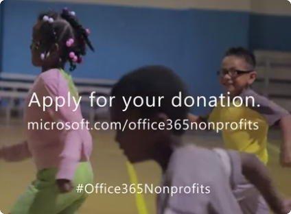 Office 365 non-profit