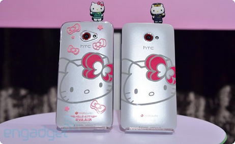 HTC Hello Kitty