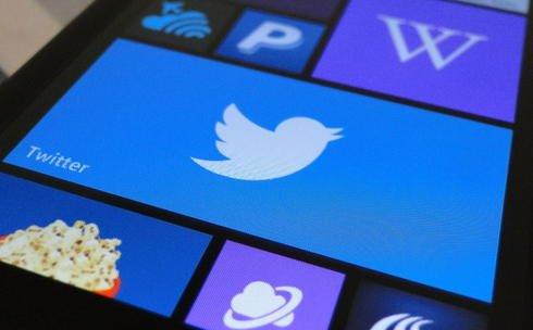 twitter windows phone