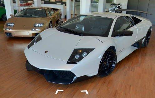 google maps Lamborghini