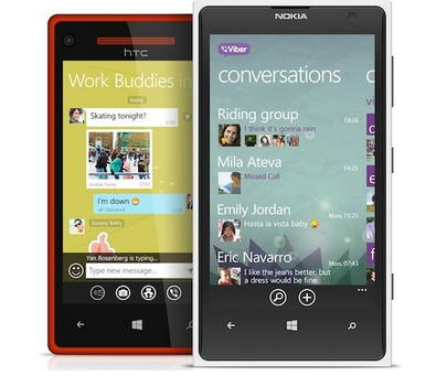 viber para windows phone 8