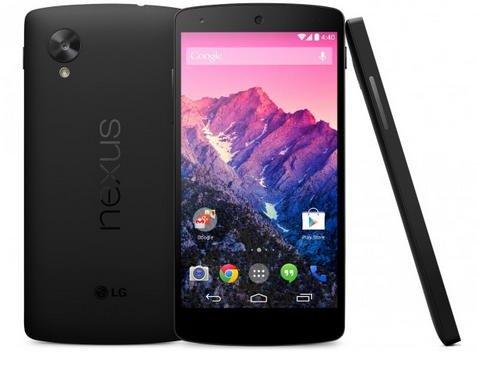 Nexus 5 da Google