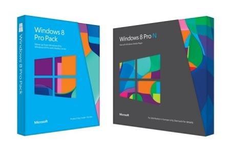 Windows 8 Packs