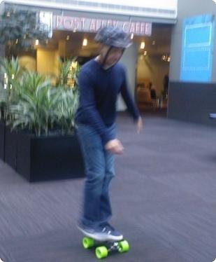 Surface skate