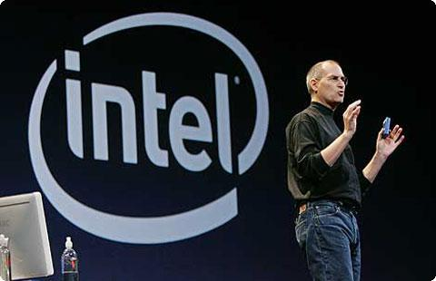 Apple e Intel