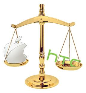 Apple e HTC