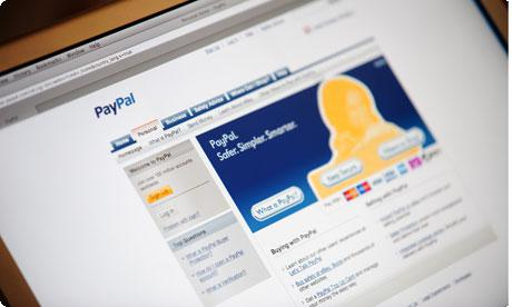 """Paypal"""""""