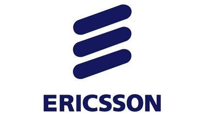 Logotipo da Ericsson