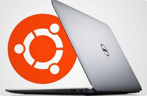 Portátil Dell com Ubuntu