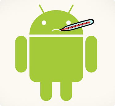 Android com Febre