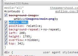 [HTML] Dúvidas na criação de website Tugatech-2012-12-17_10.17.13