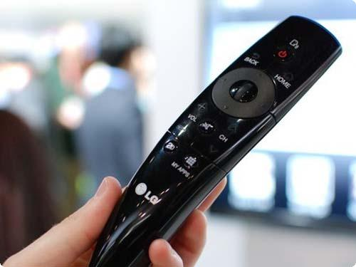 Magic Remote da LG