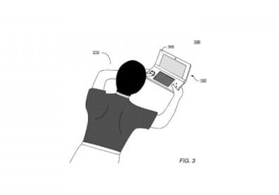 Patente da consola da Disney