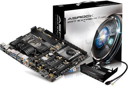 ASRock Z87 Extreme11/ac