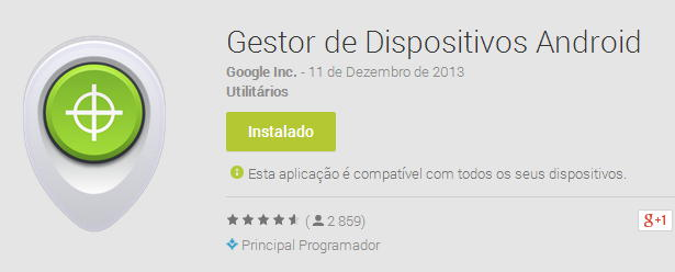Gestor de dispositivos Android