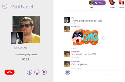 viber no windows 8